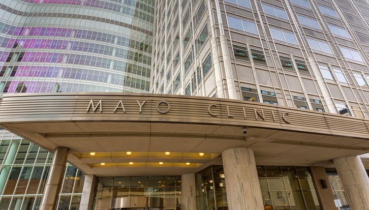 For business owners, it's the Mayo Clinic model to the